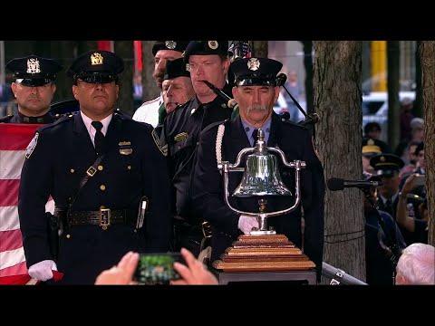 New York City Marks 9/11 Anniversary