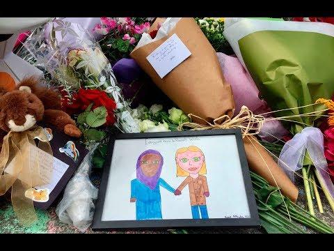 ENDE EINER IDYLLE: Christchurch am Tag danach in tiefer Trauer um Opfer