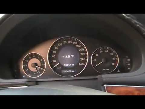2006 Mercedes Benz E-350 Startup Engine & In Depth Tour