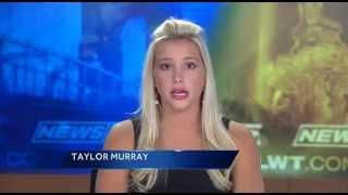Tay Murray WLWT News 5 Intern