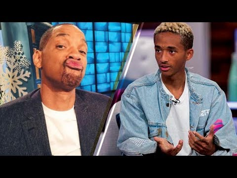 Jaden Smith Tries Unsuccessfully to Teach His Dad Will About Instagram