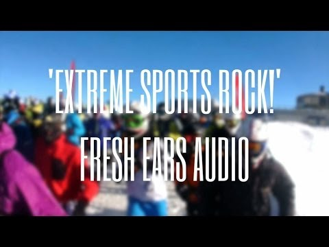 Extreme Sports Rock! - Driving Rock Royalty Free Background Music for Videos by Fresh Ears Audio
