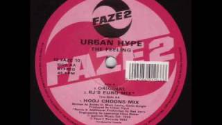 Urban Hype - The Feeling (Red Jerry's Euro Mix)