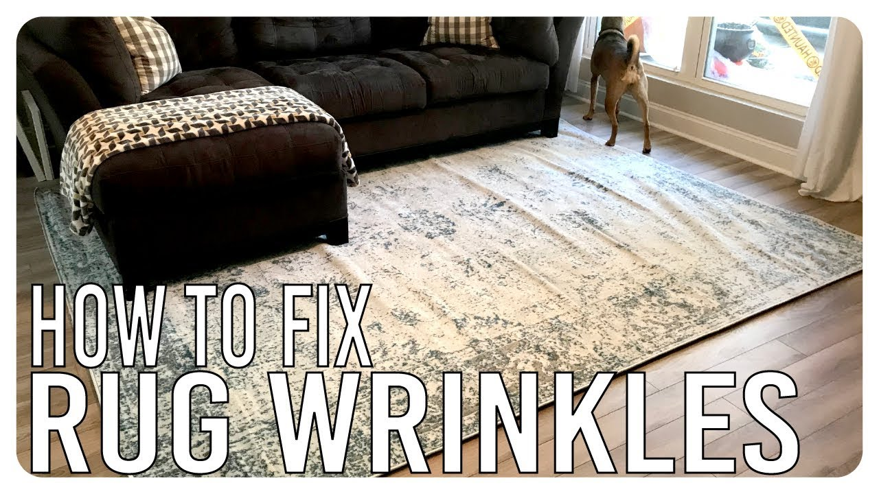 Hessian Rugs How To Get Wrinkles Out Of Rugs Diy