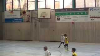 7.12.14 SV Werl-Aspe - Borussia Dortmund, U10 Hönne-Cup