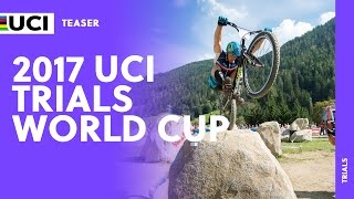 2017 UCI Trials World Cup - Teaser