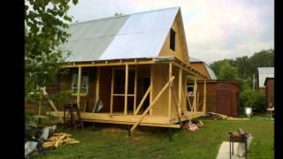 Строительство пристройки к даче(, 2013-07-11T03:46:46.000Z)