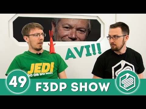 Avi and 3D Systems - F3DPS Episode 49