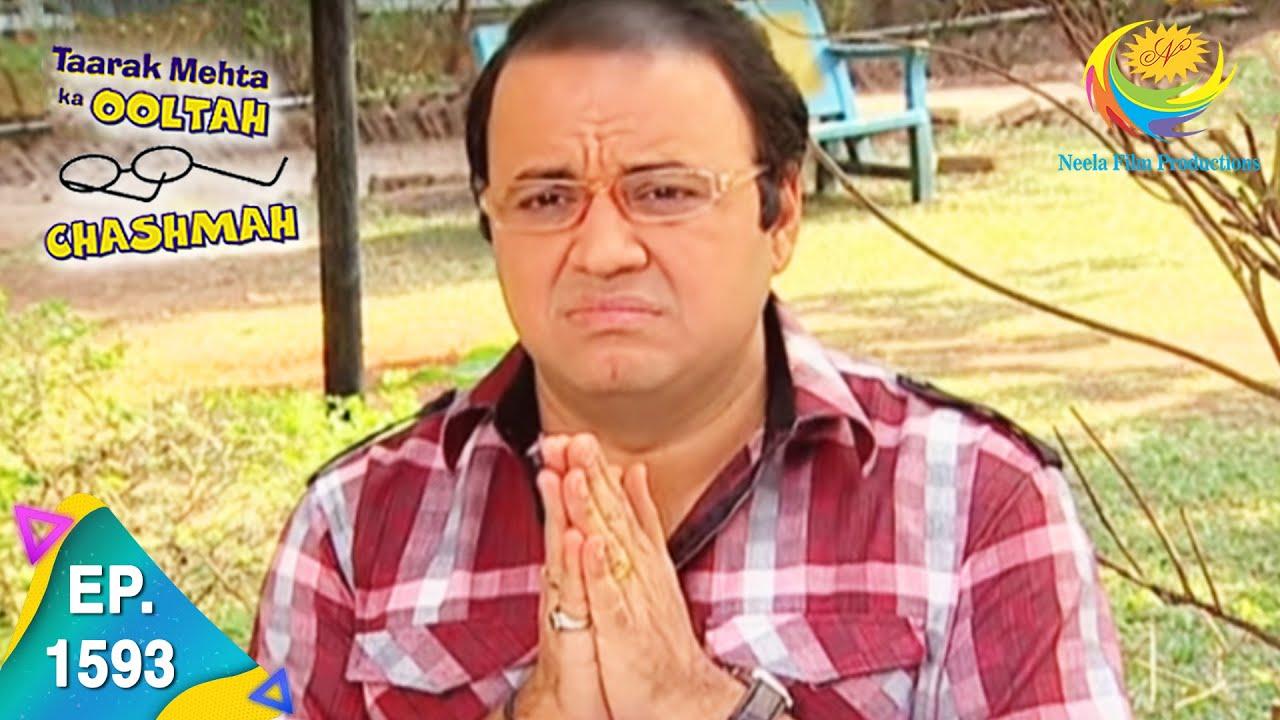 Download Taarak Mehta Ka Ooltah Chashmah - Episode 1593 - Full Episode