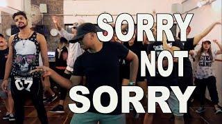 Demi Lovato - Sorry Not Sorry  / Coreografia - Cleiton Oliveira
