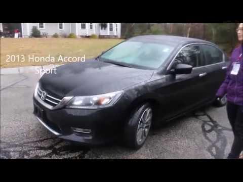 2013 Honda Accord Sport Excellent Condition