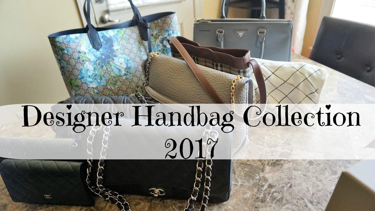 Designer Handbag Collection 2017 - YouTube 71a8639b2aaeb