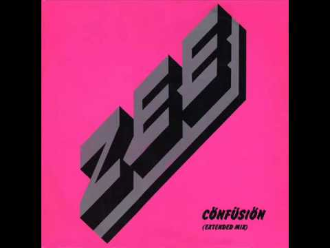 Zee - Confusion (Single Mix)