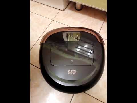 Говорящий робот пылесос. Старший брат Володи. Отзыв iClebo (Ичлебо)