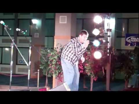 """Travis Hatfield - """"Second Chance,"""" by Shinedown - 2012 Y103 Karaoke Supastar"""