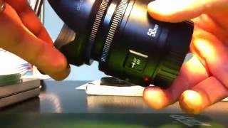 Масса камеры бленда (для 52 мм Диаметр объектива)(, 2012-04-20T08:24:20.000Z)