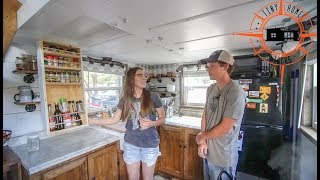 "They Built & Live In A Tiny House After Selling Their ""Big House"" ~ Very Innovative Build!"