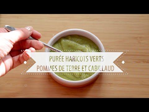 recette-n°1-:-purée-bébé-haricots-verts-pommes-de-terre-cabillaud-dès-6-mois-(avec-cookeo)
