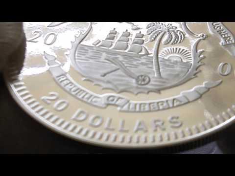 $20 Liberia
