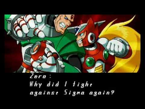 Mega Man X5: Zero