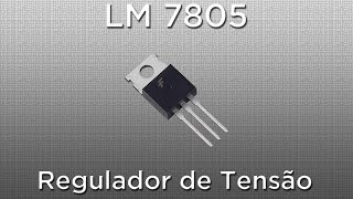Video LM7805 - Circuito Integrado Regulador de Tensão 5V download MP3, 3GP, MP4, WEBM, AVI, FLV Oktober 2018
