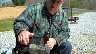 FatBeeMan 1 Minute Tip- Wintergreen Oil kills Mites