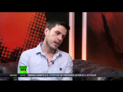 Galloway Interview on Arab State Human Rights and Press Freedom