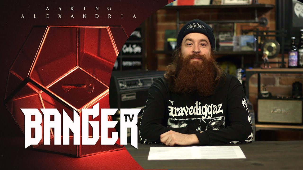 ASKING ALEXANDRIA Self-titled | Overkill Reviews episode thumbnail