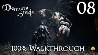 Demon's Souls Remake - Walkthrough Part 8: Island's Edge (4-1)