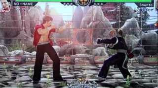 15 min z Virtua Fighter 5 - PS3 Gameplay by maxim