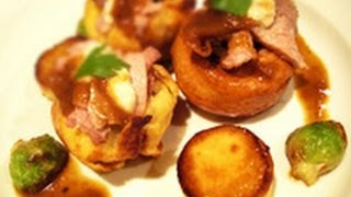 Roast Beef With Yorkshire Pudding Recipe