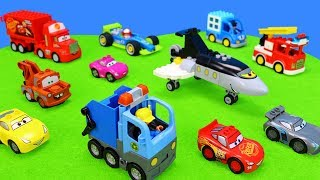 Lego Duplo Toys: Unboxing Construction Blocks For Kids, A Lot Of Colors & Numbers, Cars & Trucks