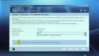 How to Create a Complete Backup