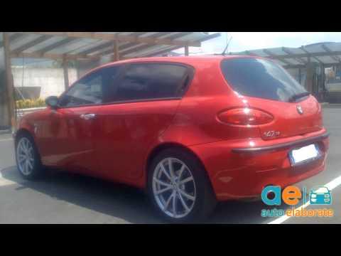 Alfa Romeo 147 JTD 115cv Tuning