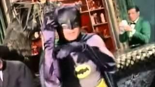 Bat-Dance