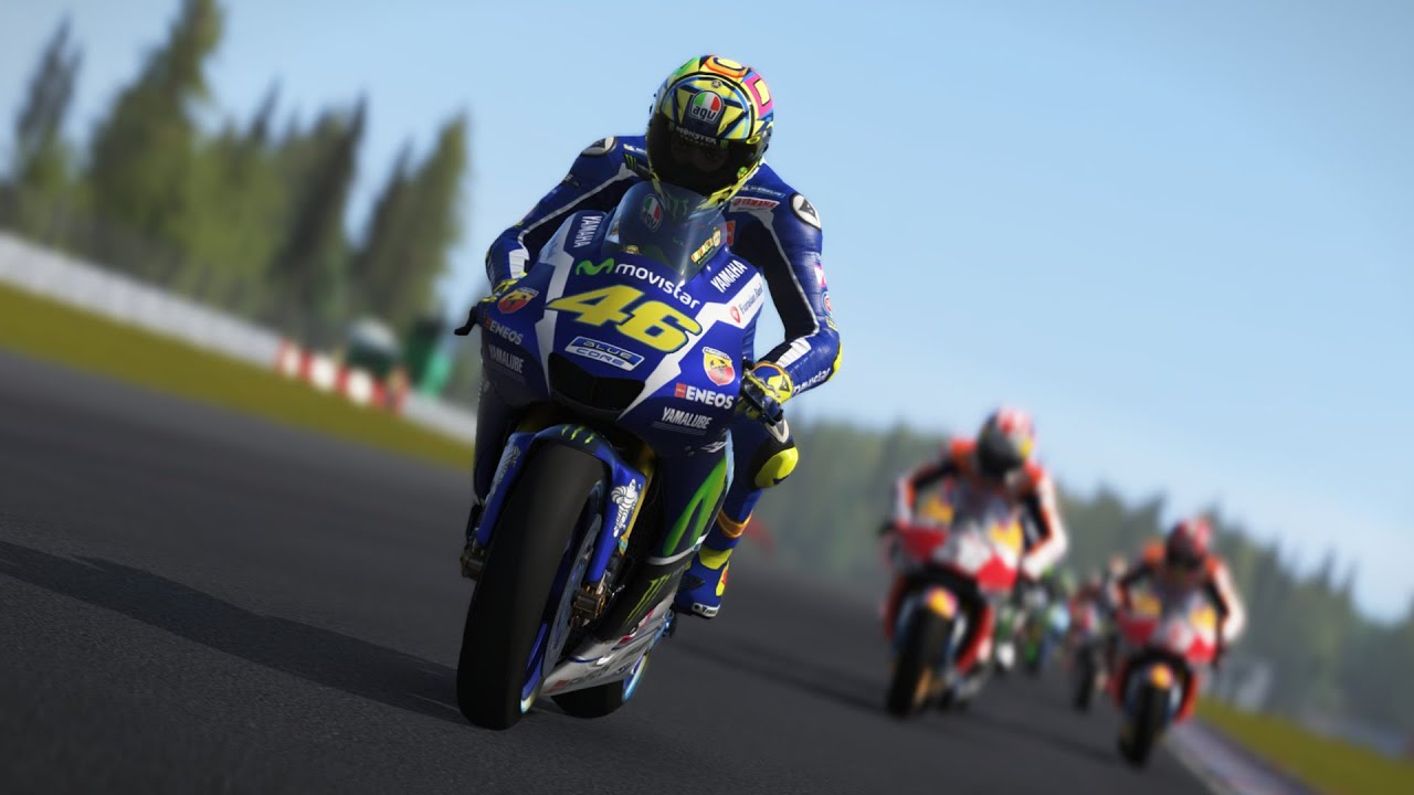 Valentino Rossi The Game - MotoGP™ 2016 - YouTube