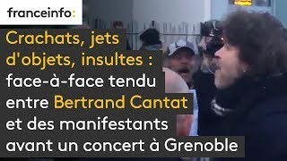 Bertrand Cantat conspué avant son concert à Grenoble
