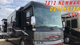 Check Out The 2012 NEWMAR DUTCHSTAR 4346