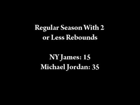 a comparison of michael jordan and larry bird It's true that if larry bird were  the allure of the bird comparison is that many of the qualities that  for that matter—isn't the next michael jordan,.