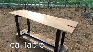 티테이블만들기[Wood…
