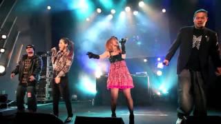 LOCO MACKのライブ。六本木のライブハウスmorphで2011年1月27日に行われ...