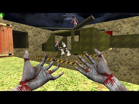 Counter-Strike: Zombie Escape Mod - Ze_City | ProGaming