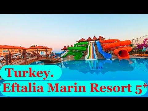 отзыв об отеле EFTALIA MARIN RESORT 5 , (Турция, Алания) номер, питание, море!!!