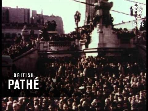 Funeral Of Eva Peron (1952)