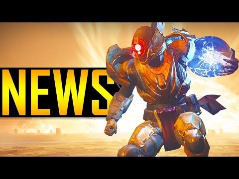 Destiny 2 – NEW DLC INFO! CAMPAIGN DETAILS!