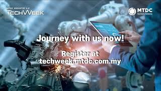 MTDC i4.0 TechWeek FINALE 2021 Program Promo