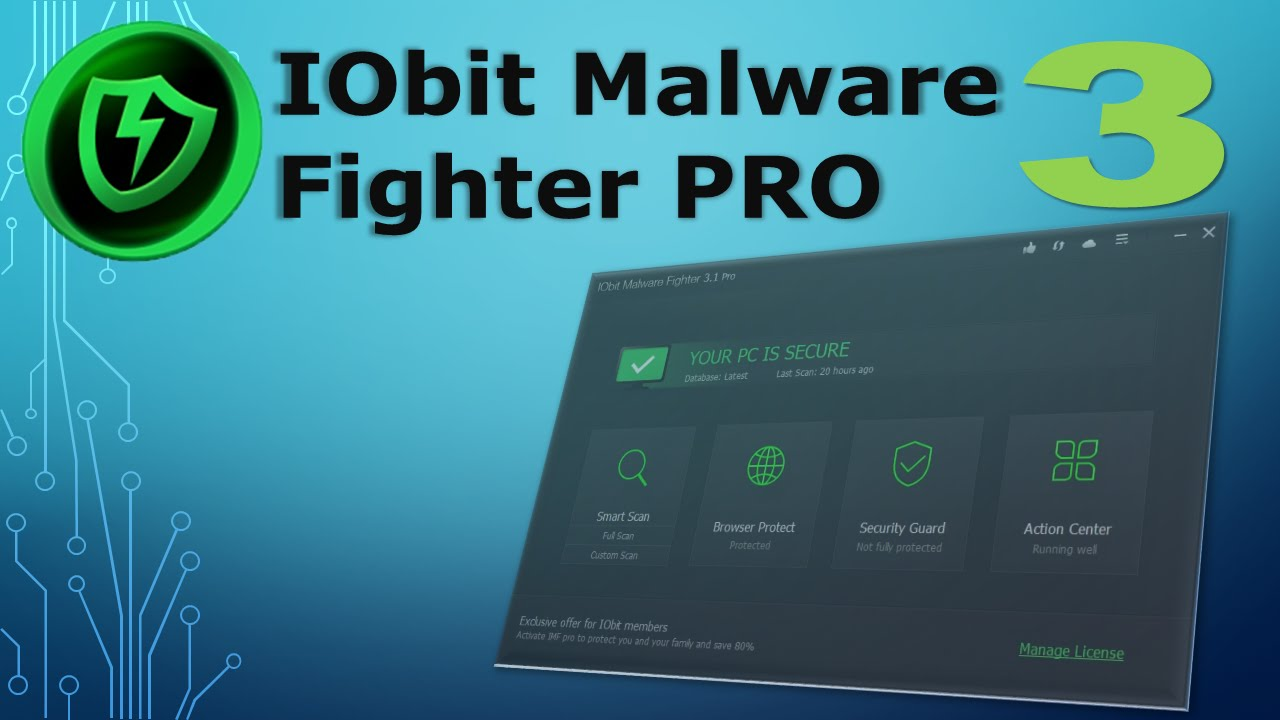 iobit malware fighter pro 破解