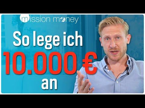 Darum investieren wir 10.000 Euro in diese Unternehmen – Aktien-Depot der Mission Money
