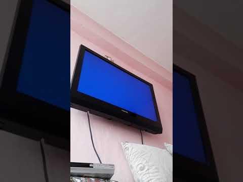 Televizyon Mavi Ekran Hatası  Çözümü 2018