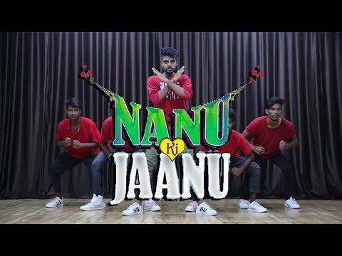 Teri Kaali Choti Dance | Nanu Ki Jaanu